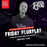 105.5XFM FRIDAY 4 PLAY AUGUST 25TH 2017 HOUR 1 & 2