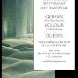 Gohan - Blue Fear Teaser (Horse & Groom, 4th August 2012)