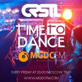 CRSTL - TIME TO DANCE #004 @ MGDC FM [ RUSSIAN DANCE CHANNEL ]