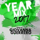 YEAR MIX 2017 - DJ GIOVANNA GUERRERO