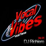 DJ Richiere - Vocal Vibes 01 (Vocal Trance Mix)