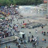 Turquie, repression sur la place Taksim
