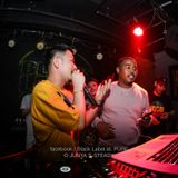"20180501 ""BLACK LABEL"" @ PURE OSAKA LIVE AUDIO (HERO)&(DJ SIRMANNY)"