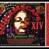 DJ Mastervibe & MC Flux - Dreamscape 14 'The Halloween Ball' - The Sanctuary - 29.10.94