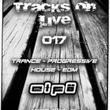 Elfö Dj - Tracks on Live 017 (Trance - Trouse)