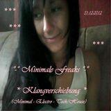31.12.2012 - Minmale Freaks - Klangverschiebung