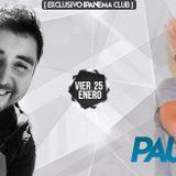 Mastermix in Live From Ipanema Club Cumpleanos Jean Estay Fernandez Rodrigo Laffert / Paulo Fazio