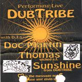 DubTribe Pt 2 & Thomas Bullock Pt 1 - Live at Unlock The House on December 9th 1995