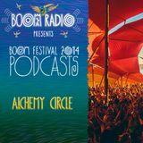 Boom Festival 2014 - Alchemy Circle 01 - Krumelur