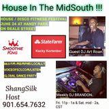 DJ Roan Soulful House 77 88.5FM Memphis/www.VOICEOFSCS.com 05-12-17