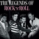 Rock & Roll Legends: 4 x 12 [1954 to 1966] feat Elvis Presley, Chuck Berry, Little Richard