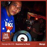 Crate Diggers Mix 002 - Supreme La Rock