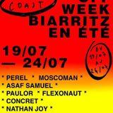 Off Week Festival Biarritz En Été 2018 with Moscoman & Nathan Joy