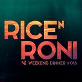 Weekend Dinner Mixtape #016