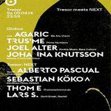 Agaric (Live PA) @ Tresor Meets NEXT - Tresor Berlin - 05.04.2014