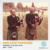 One Step Forward 11th July 2016