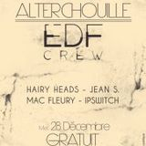 Mix set Alterchouille EDF Crew 28/12/11
