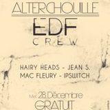 Mix set Alterchouille EDF Crew 28/12/11