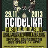 Acidelika winter edition (warm-up 4 Neil Landstrumm)