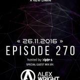 Alex Wright Guestmix Soundtraffic- 26.11.2016