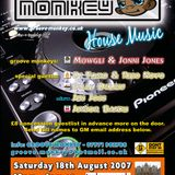 Jonni Jones Groove Monkey Volume - 19