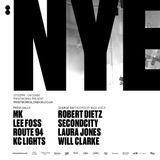 Lee Foss - Live @ Printworks NYE 2018 [London, UK] 31.12.2017