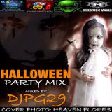 HALLOWEEN PARTY MIX mixed by DJPG29