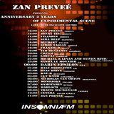 Franzis-D Anniversary 2 Years Of Experimental Scene @ Insomniafm 2014.03.31