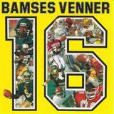 """Flemming """"Bamse"""" Jørgensen er gæst på Radio Horsens i 1990. Bamses Venner har udsendt album nr. 16"""