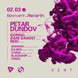Petar Dundov @ Re:invent by Re:birth Back