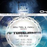 EDU NRG & AKKU - AFTERBURNER 013 (ALS GUEST MIX)