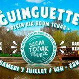 Dj Set @ Guinguette Gare d'eau 07/07/2018