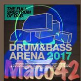 DnB Arena 2017 Mixed By Maco42