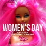 D.M.C. - Women's Day (Yolo Club 07/08.03.15)