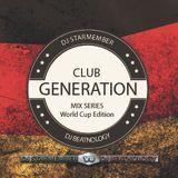 DJ Starmember vs. DJ Beatnology - Club Generation World Cup Edition CD4