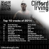 Clifford Irving's top 10 tracks of 2014