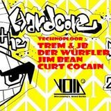 Trem, Der Würfler, Jim Bean & Curt Cocain - 2017-09-30 - Return of the Hardcore @ Void, Berlin