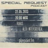 Special Request Podcast Mix 2013