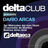 Delta Podcasts -Delta Club presenta DARIO ARCAS (15/6/2015)