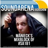 Mänieck's MixBlock of #SA181