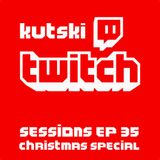 Kutski Twitch Live 34 (Christmas Special) - HAPPY HARDCORE!!!!