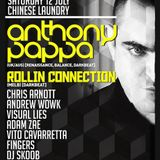 Anthony Pappa - Live At Chinese Laundry (Sydney) - 12-Jul-2014