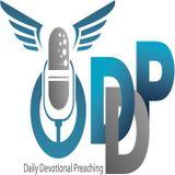 Ephesians 6:18 Keep alert! DDP#553