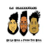 DJ GlibStylez - De La Soul = From The Soul