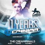 dj Tofke @ La Rocca - 11Y Creamm 22-11-2014