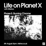 Life On A Planet X - 4th August 2015
