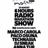 Technasia - It's All About the Music Marathon on Ibiza Global Radio - 24-Aug-2017