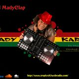 DJ MadyClap - Mix Live on Tropics83WebRadio Glouglou song
