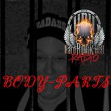 Badass Martin's Rockout Radio Show : The Body-Parts Show