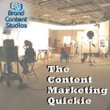 Content Marketing Quickie for Week of Jan 28